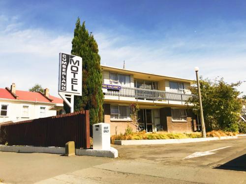 Cumberland Motel, Dunedin