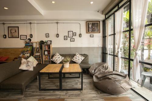 The Pause Hostel, Чиангмай
