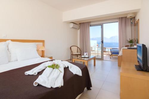 Superior Double Room Sea View with Private Pool