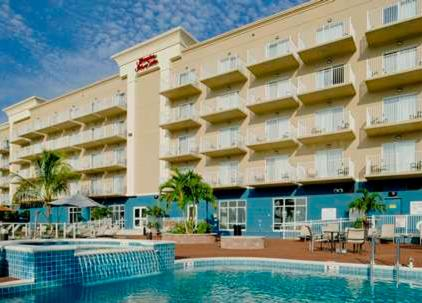 Hampton Inn & Suites Ocean City - Promo Code Details