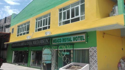Meaco Royal Hotel - Tabaco, Tabaco