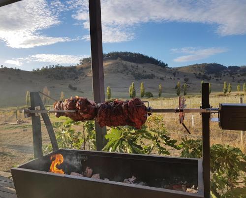 The Harvest, ese vineyard cottage