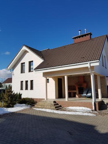 Guest house on Vesennyaya
