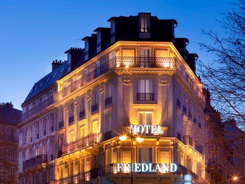 Hotel Champs Elysées Friedland by Happyculture