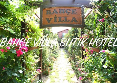 Bahçe Villa, Çıralı