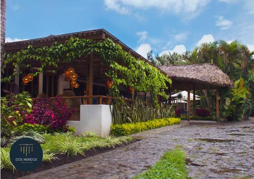 Hotel Dos Mundos Panajachel, Panajachel