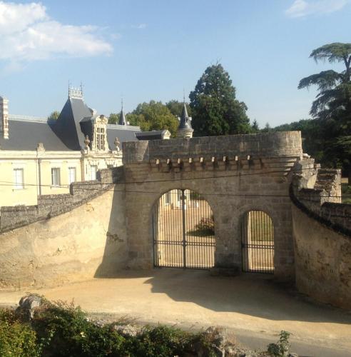 Chateau de Vaillé Rochereau