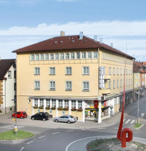 Hotel Goldener Hirsch, Friedrichshafen