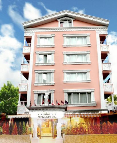 Отель Umit Pembe Kosk Hotel 3 звезды Турция