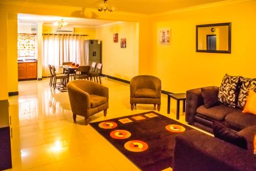 Nisha Serviced Apartment, Lusaka