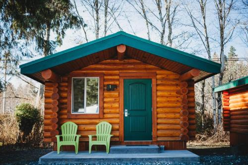 Port Hardy Cabins