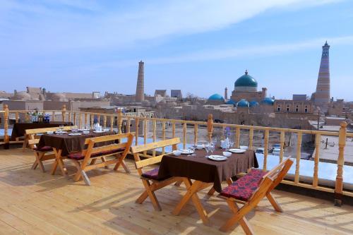 Arkanchi Hotel, Khiva