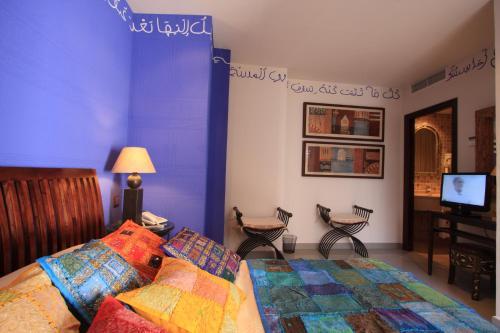 Habitación Doble - 1 o 2 camas - Uso individual Casa Baños de la Villa 7
