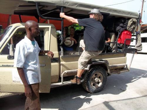 Shipungo Safari & Tours, Maun