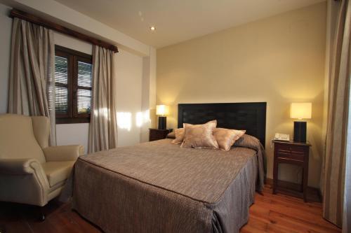 Suite Apartamento 2 dormitorios Casa Baños de la Villa 7