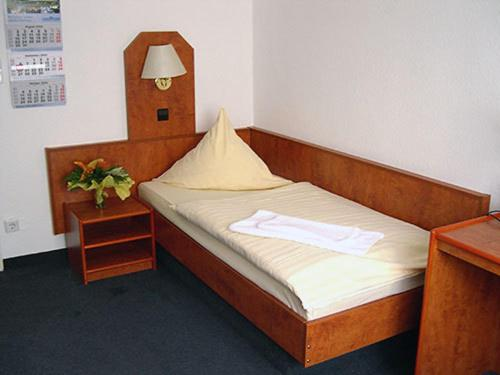 Single Room - Bed Hotel Rossija
