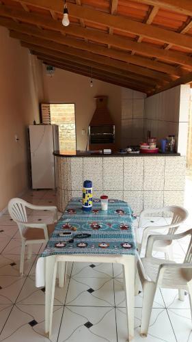 Casa de temporada Rocha Fonseca