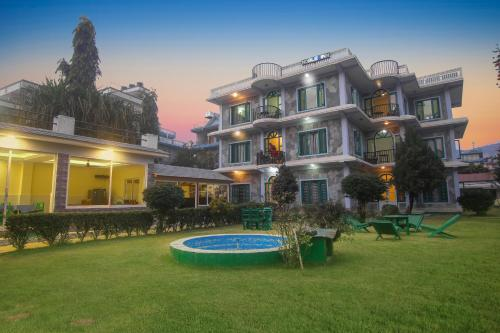 Hotel Noble Inn, Pokhara