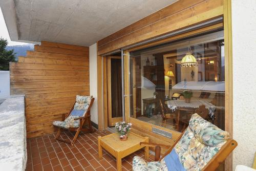 Central Verbier Studio with free swimming pool, Verbier