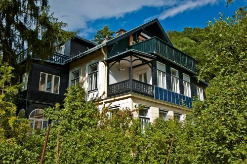 Villa Marie - Penthouse-Apartment