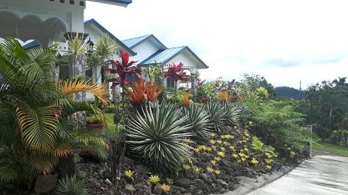 Skyview Villas, Lanafala