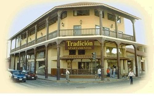 Apartamentos Tradicion, Санта-Крус-де-ла-Сьерра