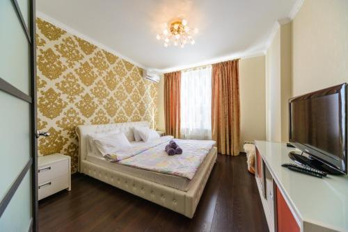 Apartment on Bogatyrska street 6a, Kiev