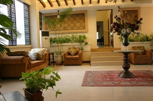 HotelComfort Residency Islamabad