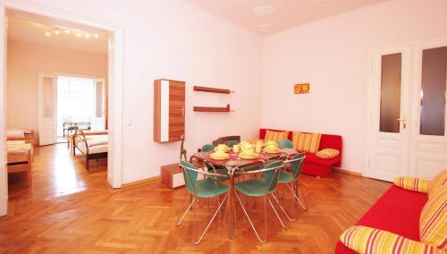 Raisa Apartments Fünkhgasse - Apartment mit 1 Schlafzimmer und Terrasse