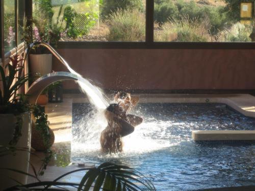 Romantic Special Offer Villa Nazules Hípica Spa 1