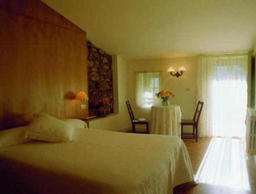 Habitación Doble - 1 o 2 camas Pazo Cibrán 2