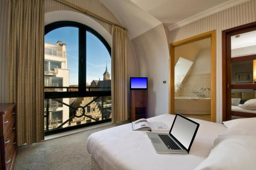 B-aparthotel Ambiorix impression