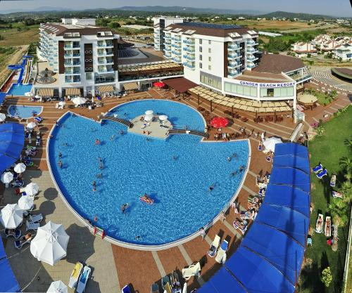 Cenger beach resort spa all inclusive cenger antalya for Mediterranean all inclusive resorts