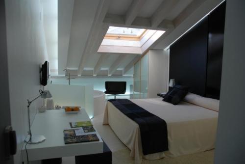 Doppel- oder Zweibettzimmer - Einzelnutzung Posada Real La Pascasia 2