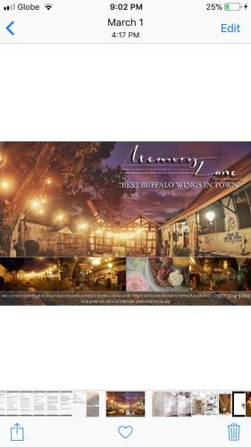 Memory Lane by Esperanza Cafe Bed & Breakfast