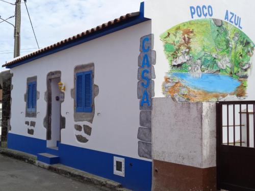 Casa Poço Azul