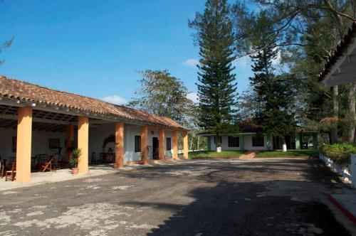 Hotel Estancias de Sotavento Bungalow