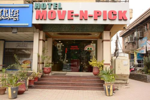 Hotel Move N Pick Islamabad
