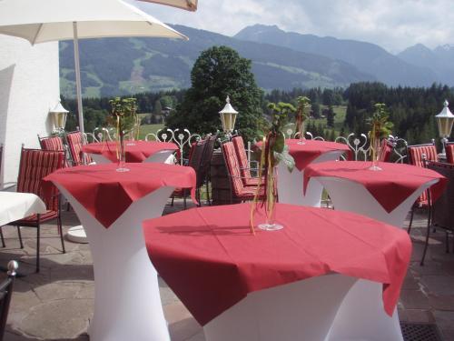 Hotel Restaurant Neuwirt Ramsau
