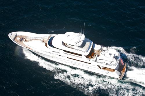 Seabear by LuxuryYachts, Singapour