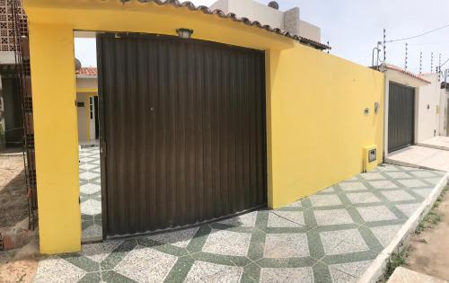 Casa amarela dos milagres