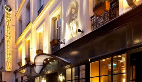 Hôtel De Fleurie (Bed & Breakfast)