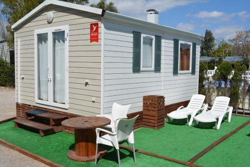 Bungalou 1 Habitació (2 Adults + 1 Nen) (One-Bedroom Bungalow (2 Adults + 1 Child))