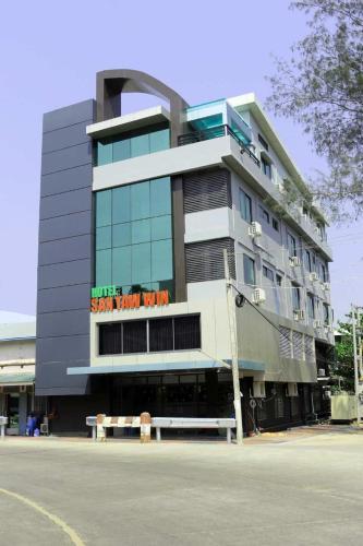 Hotel San Taw Win