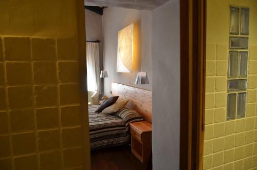 Superior Double Room with Terrace Hotel Galena Mas Comangau 9