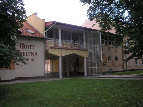 Отель Hotel Thelena 3 звезды Венгрия
