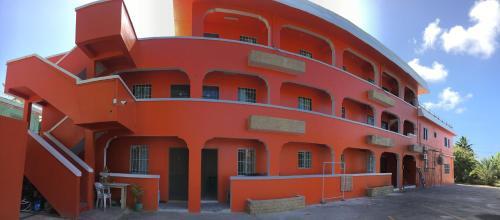 LJ Garden Apartment Hotel 1 Bedroom, 塞班