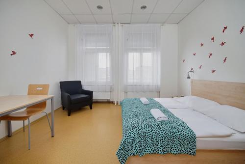 apartment central florenc prag