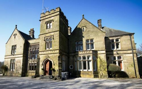 Photo of Hargate Hall Hotel Bed and Breakfast Accommodation in Buxton Derbyshire