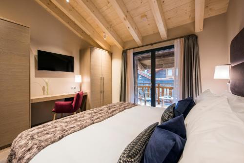 Christiania Penthouse, Zermatt